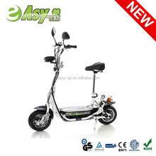 2015 SXT EEC folding electric kick scooter for elderly with CE/RoHS certificate hot on sale