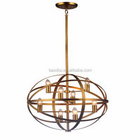 American modern style new arrival & high metal quality chandelier lamp