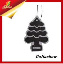 promotional butterfly funny paper car air freshener