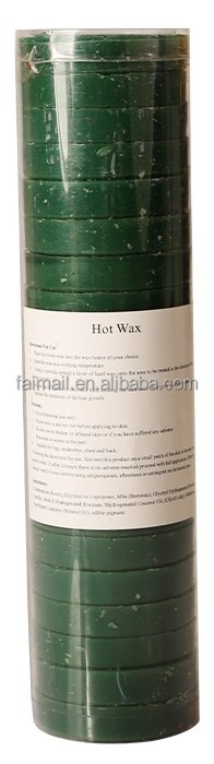 Hot film wax depilatory hard wax for hair removal non strip depilatory wax
