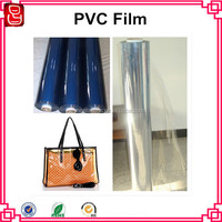 REACH Stnadard Super Clear Roll Soft Colored PVC Film