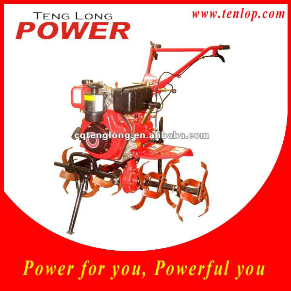 Diesel Power Tiller Plough for Sale