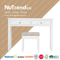 wooden dressing table with cupboard designs multifunction