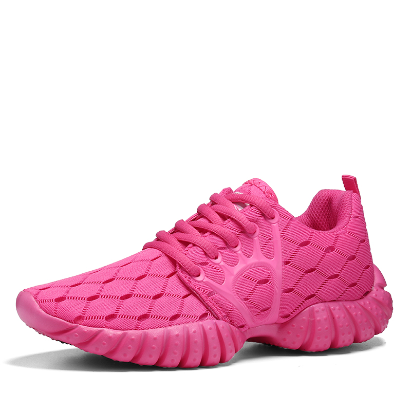 2017 New Custom Athletic Footwear Women Pink Running <strong>Shoes</strong>