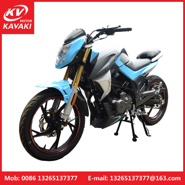 China Manufacturer Dirt Bike Type & 4-Stroke Engine Type 200cc Automatic