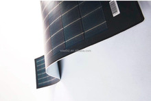 250W High Grade CIGS Thin Film Flexible Roofing Solar Panel