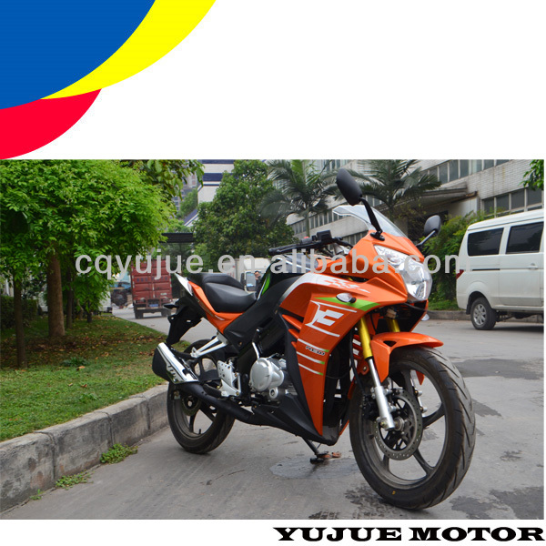 Chongqing New 200cc Racing Bike For Sale YJ200-4