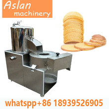 potato washer peeler slicer/potato all-in-one machine/potato washing peeling slicing machine