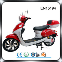 Adults 16 inch 500 watts brushless hub motor electric scooter
