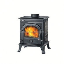 Top Seller Antique Cast Iron Wood Burning Stove
