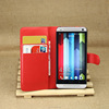 Classical belt clip smart minion cover case for htc one m7
