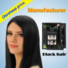 mild black hair shampoo korea indian free hair dye without chemicals samples of natural black hair dye shampoo with big profit