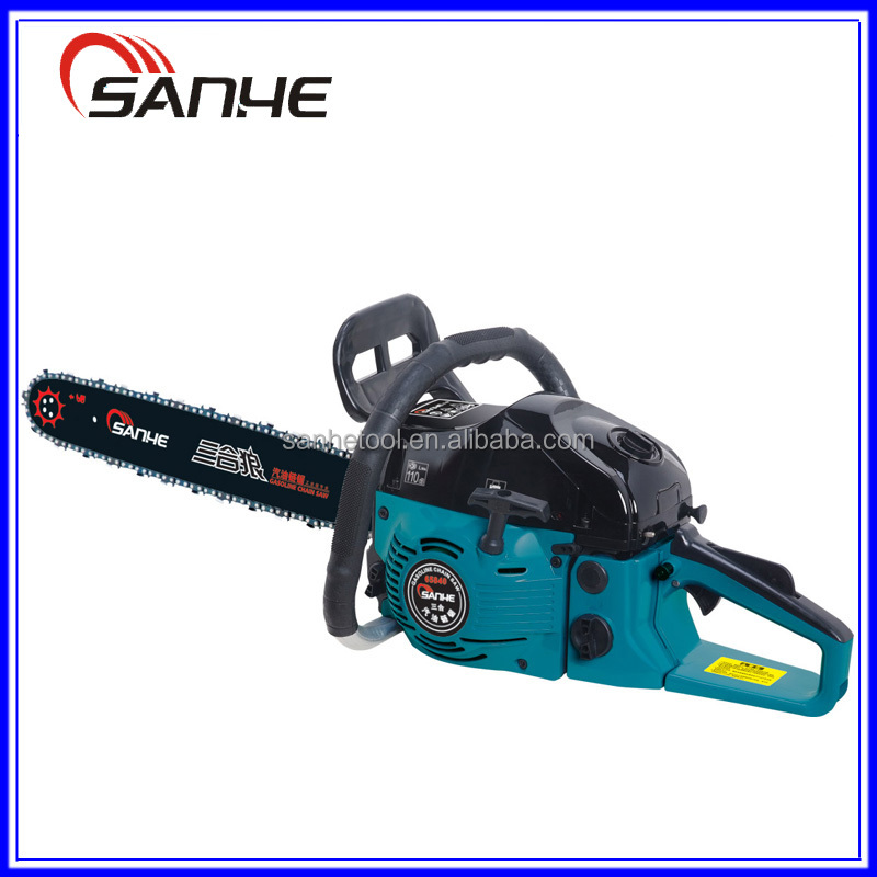 5800 new petrol chainsaw for wood cutting