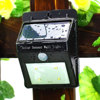 Solar Power Outdoor Garden Light LED Fence Wall Portable Solar Led light