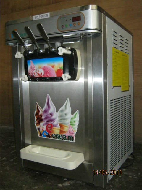 SOFT ICE CREAM MACHINE TABLE TOP