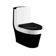 Indian Bathroom Colored Toilet New Design, Siphonic One Piece Toliet