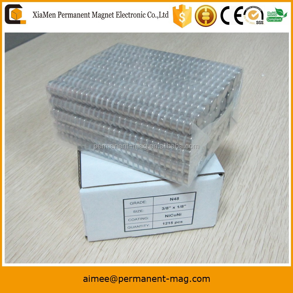Neodymium ring magnet price