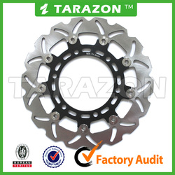 290mm Suzuki Street Front Floating Wave Brake Disc Rotor For DR650