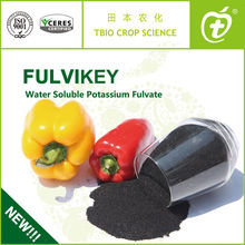 Perfect Water Soluble Potassium Fulvic Acid With Natural Plant Growth Stimulant-TBIO FULVIKEY