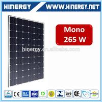 China supplier high efficiency 300w 36v 300w new solar panel for solar power system manufacturers in china