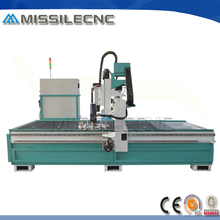 High efficiency! China vacuum and T-slot table Weihong NK260 control system cnc router for wood
