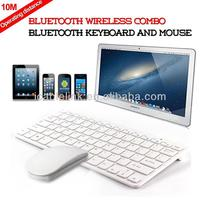 bluetooth keyboard for asus memo pad hd 7 ipad mini aluminum alloy bluetooth Keyboad samsung galaxy mega 6.3/5.8 note