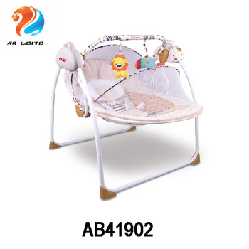 High quality electric baby rocking chair china Remote control baby swing rocker crib soft  sc 1 st  Shantou Chenghai Ar Leite Toys Factory - Alibaba & High Quality Electric Baby Rocking Chair ChinaRemote Control Baby ...