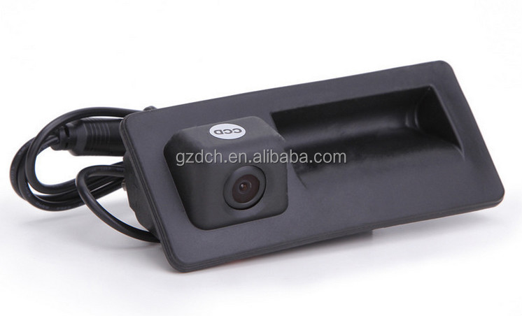car camera for PASSAT, Audi A4L(carriage), Q5, Tiguan Dynamic line build-in Camera optional WS-701