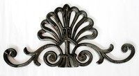 popular cast iron metal arts and craft home decoration