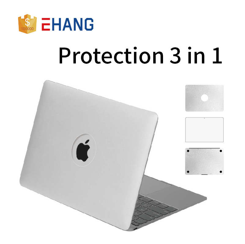 fashion colorful HD laptop computer Full Body Sticker screen protector for MacBook