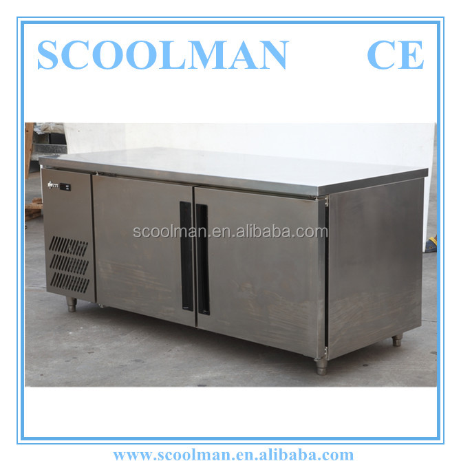 Kitchen Work Table Stainless Steel Service Counter