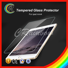 New Product Top quality for ipad mini 4 glass tempered screen protector