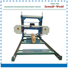 Used CNC Wood Band Saw Portable Woodworking Cutting Machines