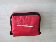 Portable Mini Red Car Home Office Travel First Aid Kit
