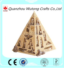 Custom The Famous Building Statues Which Miniature Landmark Resin Model