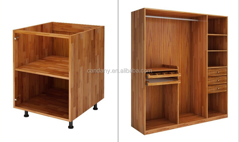Natural and elegant solid wood kichen cabinet,free used kitchen cabinets