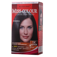 Wholesale Non Allergic Permanent Natural Black Hair Dye
