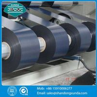 Jumbo roll self adhesive bitumen tapes for elbow pipe
