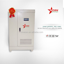 high performance SBW three phases 30 kva voltage regulator/stabilizer