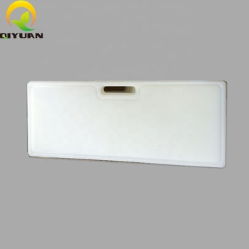 Safety UHMWPE kitchen chopping block vegetable cutting board