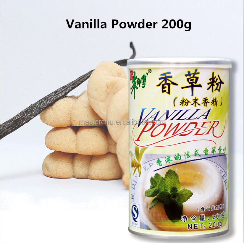 how to use vanilla powder in baking