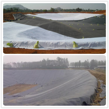 1MM HDPE Geomembrane Pond Liner 100% virgin raw materials