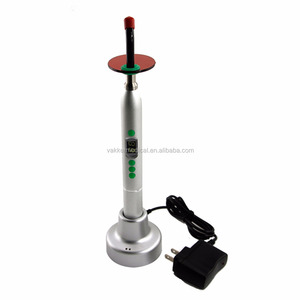 Wireless dental curing light machine, led light curing unit