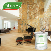 3TREES Economic Oilbased Wood Stain Wood Paint for Furniture