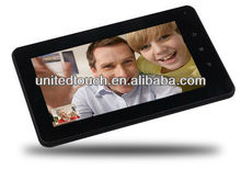 Allwinner A13 Cortex 7inch tablet pc with sim card and 3g android phone