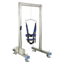 Pneumatically Actuated Gait training Frame/walking frame rehabilitation equipment /product