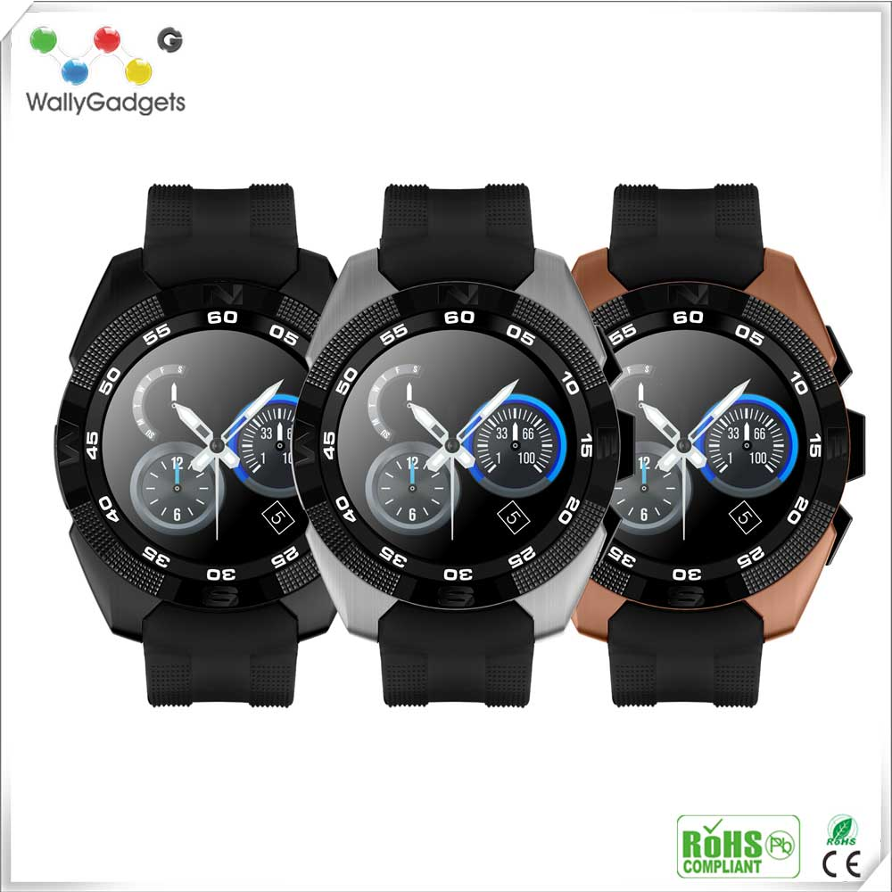 China Manufacturer Low Price Fashion Bluetooth Smart Watch Cheap Touch Screen Watch Phone