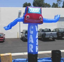 Inflatable Air Man sky Dancer,Car Wash,Anka advertisement