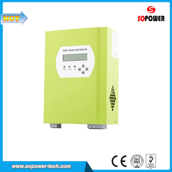 MPPT Solar Voltage Regulator 60A 12V 24V 48V Workable with CE, ROSH, TUV Certification