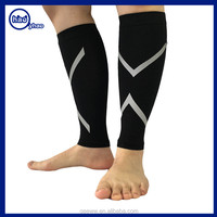 Yhao basketball running sports calf sleeve men and women riding outdoor compression leg sleeve wholesale